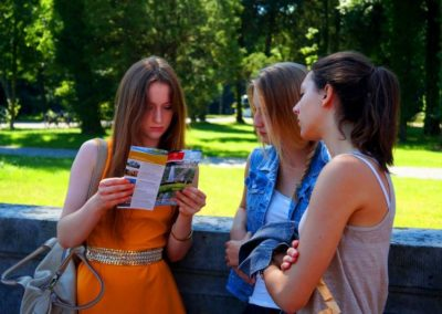 German Courses for Children and Teenagers in Berlin Blossin Germany :: DEUTSCH.PRO