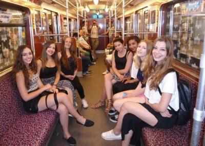 Corso di tedesco per bambini e giovani Berlino City West Germania :: DEUTSCH.PRO