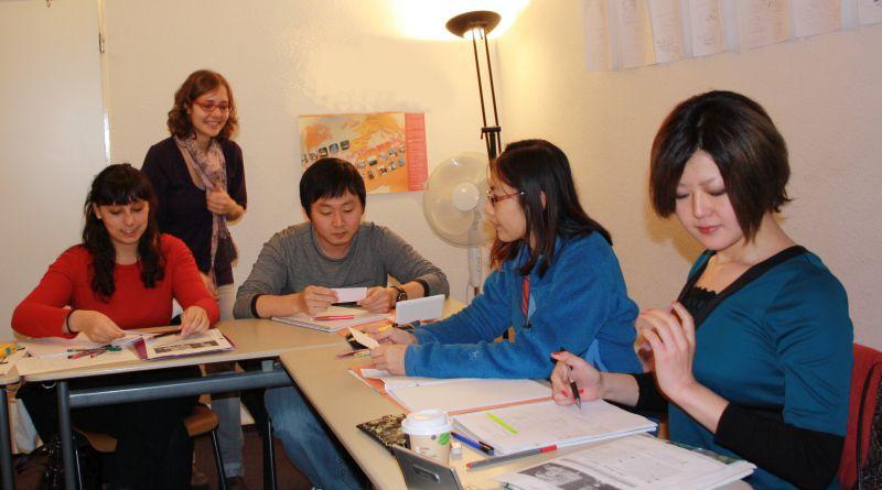 Cours d'allemand à Berlin Prenzlauer Berg :: DEUTSCH.PRO