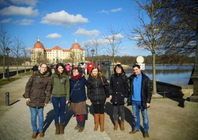German course in Dresden :: DEUTSCH.PRO Germany