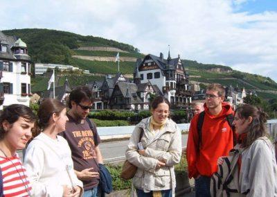 German language courses in Frankfurt am Main Germany :: DEUTSCH.PRO