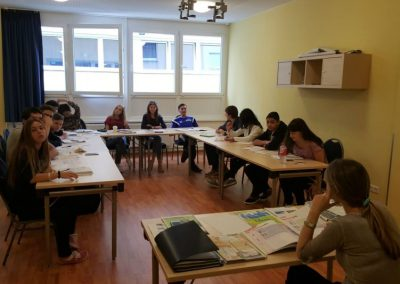 German Courses for Children and Teenagers in Frankfurt Germany :: DEUTSCH.PRO