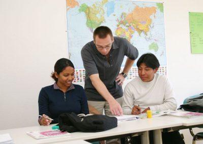 German language courses in Freiburg Germany :: DEUTSCH.PRO