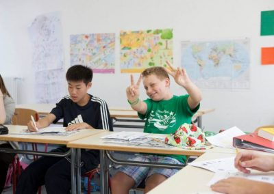 German Courses for Children and Teenagers in Freiburg Germany :: DEUTSCH.PRO