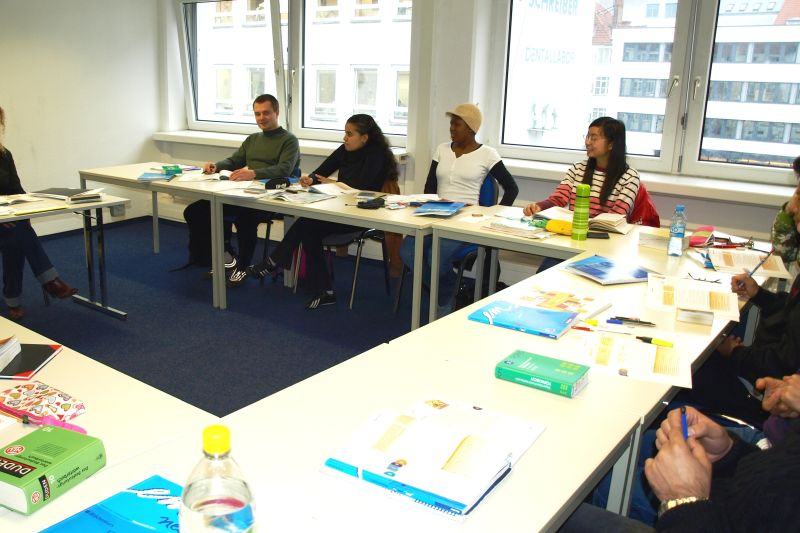 Cours d'allemand à Hanovre :: DEUTSCH.PRO