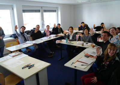 German language courses in Hanover Germany :: DEUTSCH.PRO