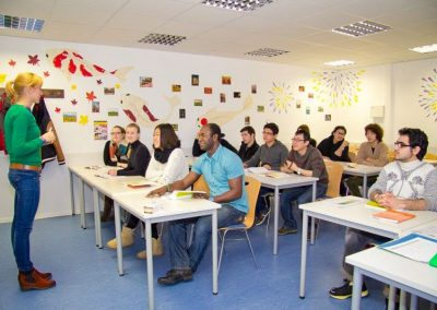German language courses in Heidelberg Germany :: DEUTSCH.PRO