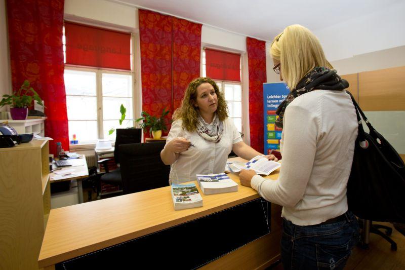 Cours d'allemand á Salzbourg Autriche :: DEUTSCH.PRO