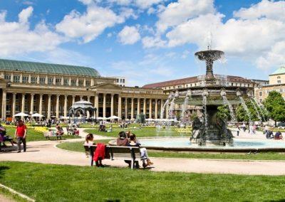 German language courses in Stuttgart Germany :: DEUTSCH.PRO