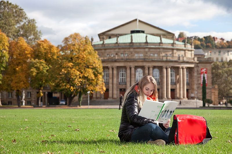 German courses in Stuttgart :: DEUTSCH.PRO